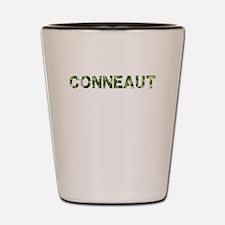 Conneaut, Vintage Camo, Shot Glass