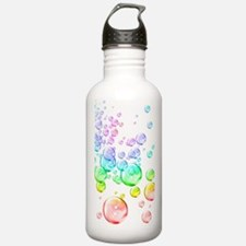 Colored bubbles Water Bottle