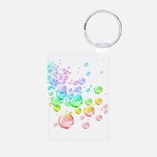 Colored bubbles Keychains