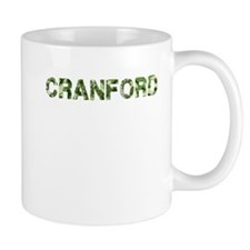 Cranford, Vintage Camo, Mug