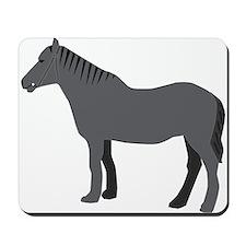 Grey Donkey Mousepad
