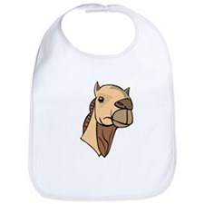 Camel Head Design Bib