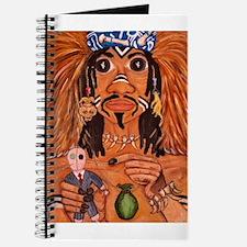 voodoo man Journal