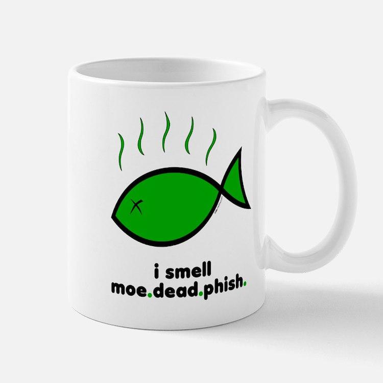moedeadphish Mugs