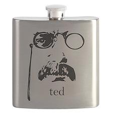 Cute History Flask