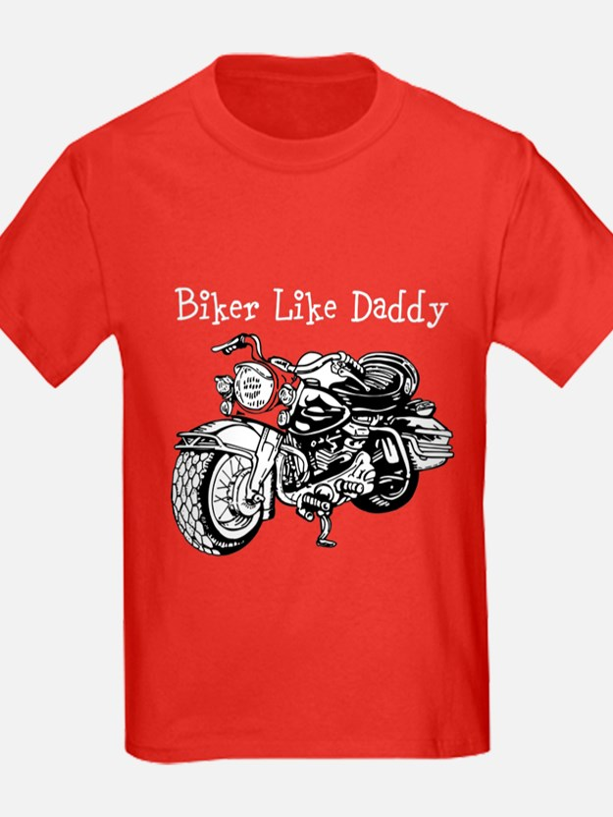 Biker Like Daddy T