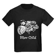 Biker Child Motorcycle T