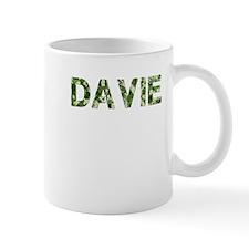 Davie, Vintage Camo, Mug