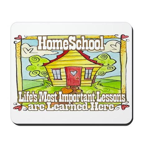 Homeschool Lessons.png Mousepad