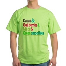 These are a few of my favorite things Green T-Shir