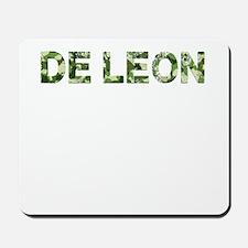 De Leon, Vintage Camo, Mousepad