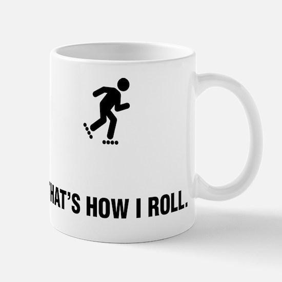 Rollerblading Mug