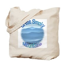 Cool Great smoky mountain Tote Bag