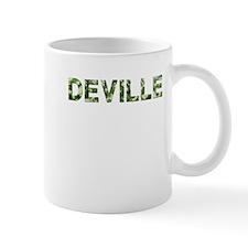 Deville, Vintage Camo, Mug