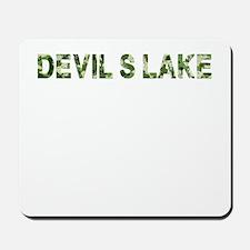 DevilS Lake, Vintage Camo, Mousepad