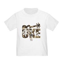 The Uke Camo T