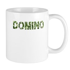 Domino, Vintage Camo, Mug
