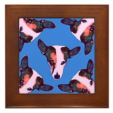 Jack Russell Framed Tile