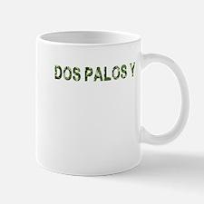 Dos Palos Y, Vintage Camo, Mug