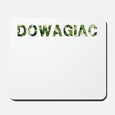 Dowagiac, Vintage Camo, Mousepad
