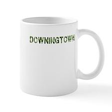Downingtown, Vintage Camo, Mug