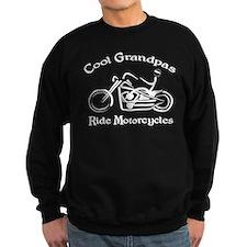 Cute Man motorcycle Sweatshirt