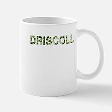 Driscoll, Vintage Camo, Mug