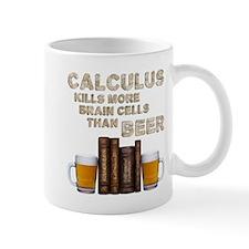 Calculus and Beer Mug