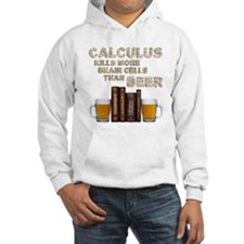 Calculus and Beer Hoodie