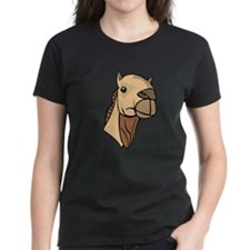 Camel Head Design Tee
