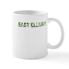 East Ellijay, Vintage Camo, Mug