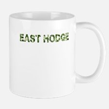 East Hodge, Vintage Camo, Small Small Mug