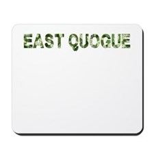 East Quogue, Vintage Camo, Mousepad