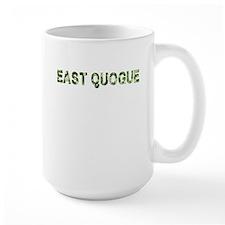 East Quogue, Vintage Camo, Mug