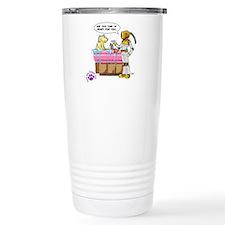 Unique Pet groomer Travel Mug