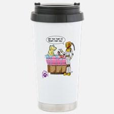 Funny Grooming Travel Mug