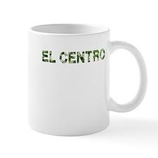 El Centro, Vintage Camo, Mug