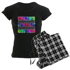 World's Coolest Gay Dad Pajamas