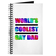 World's Coolest Gay Dad Journal