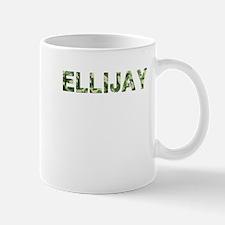 Ellijay, Vintage Camo, Mug