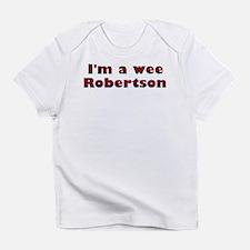 Cute Robertson clan tartan Infant T-Shirt