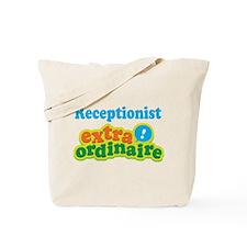 Receptionist Extraordinaire Tote Bag