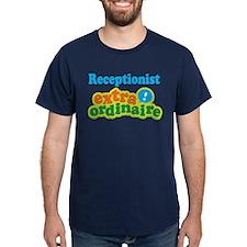 Receptionist Extraordinaire T-Shirt