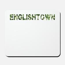 Englishtown, Vintage Camo, Mousepad
