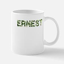 Ernest, Vintage Camo, Mug
