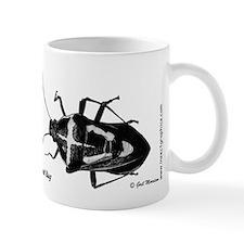 Bug Mug -- Shield Bug