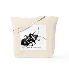 Shield Bug Tote Bag