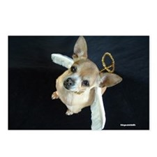Timmy the Chihuahua Angel Postcards (Package of 8)