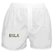Eula, Vintage Camo, Boxer Shorts