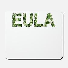 Eula, Vintage Camo, Mousepad